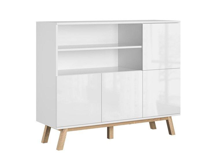 Sideboard Vero White Gloss