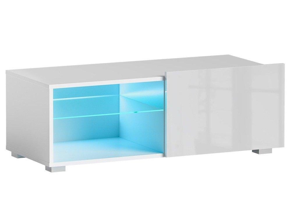 TV Cabinet Focus I White Gloss