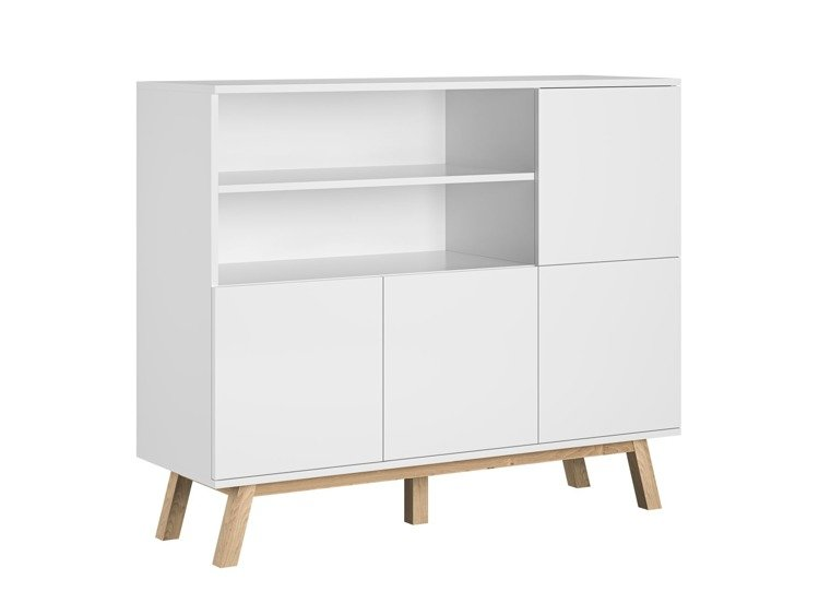 Sideboard Vero White Matt