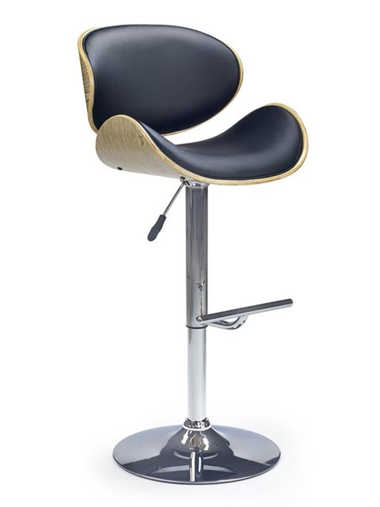 Krzesło stalowe chromowane Sivilla