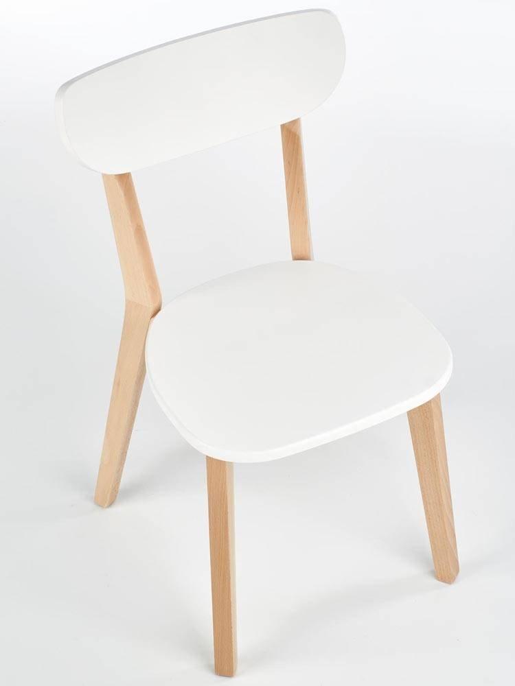 Krzesło drewniane BUGGI