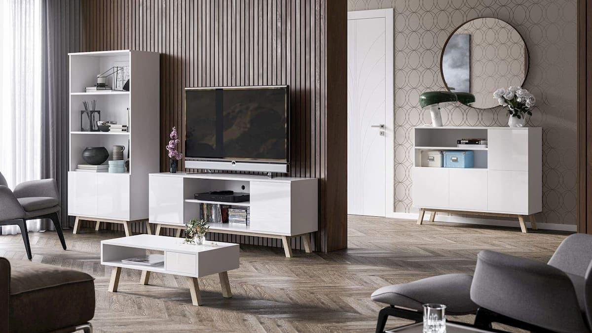 Szafka Astra RTV I taniej niż na allegro Grinal od producenta Trend Home sklep internetowy